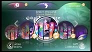 BarbraStreisandAR jd3 menu wii