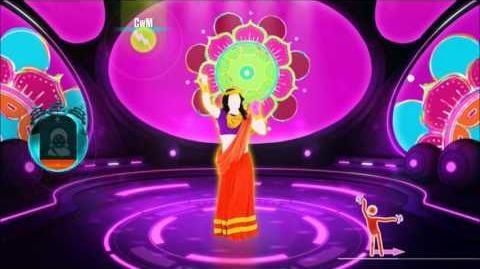 Bollywood (Alternate) - Just Dance Machine Just Dance 2017
