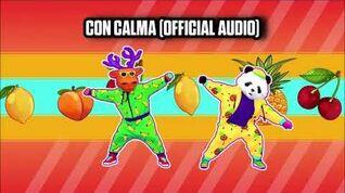 Con Calma (Official Audio) - Just Dance Music