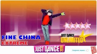 Fine China (Extreme) - Just Dance 2019