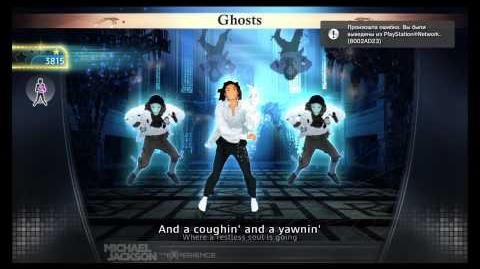 Ghosts - Michael Jackson The Experience (PS3)
