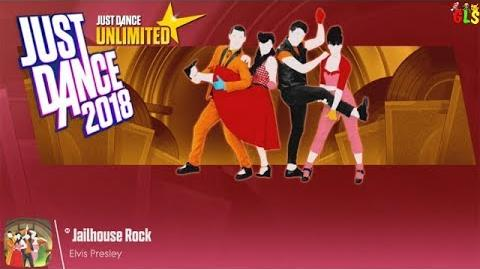 Jailhouse Rock - Just Dance 2018