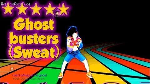 Just Dance 2014 - Ghostbusters (Sweat Version) - Alternative Mode Choreography - 5* Stars