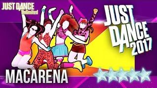 Just Dance 2017 Macarena - 5 stars