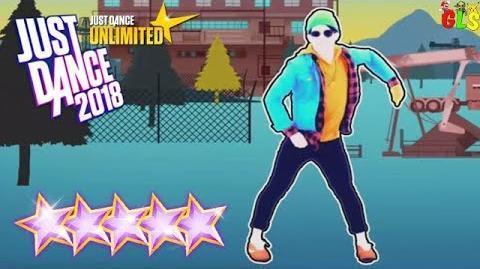 Just Dance 2018 Feel It Still - 5 Megastars