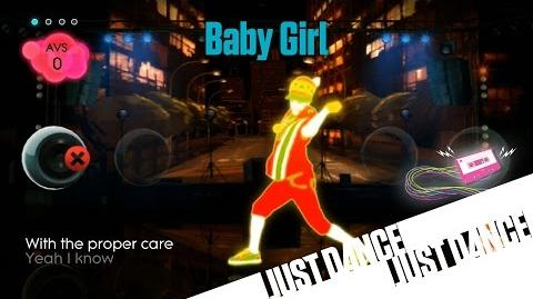 Just Dance 2 - Baby Girl