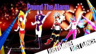 Just Dance Now - Pound The Alarm - 5 Stars