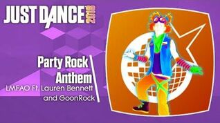 Party Rock Anthem - Just Dance 2018