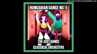 The Just Dance Classical Orchestra - Hungarian Dance No
