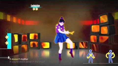Diggin' In The Dirt - Stefanie Heinzmann - Just Dance Unlimited