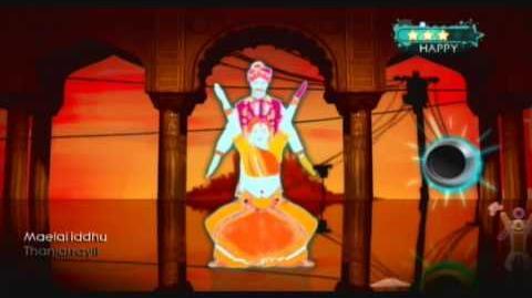 JUST DANCE GREATEST HITS-Katti Kalandal - Bollywood song