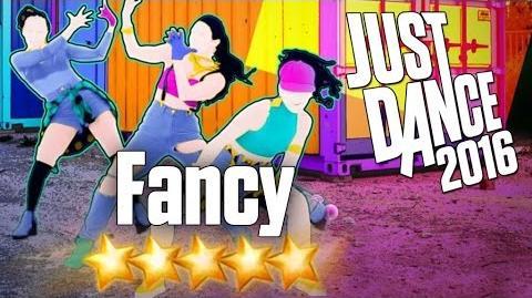 Just Dance 2016 - Fancy - 5 stars