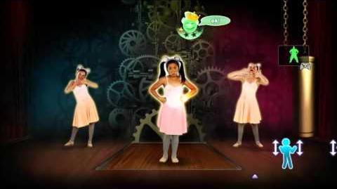 Just Dance Kids 2014 Hickory Dickory Dock