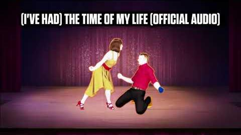 (I've Had) The Time Of My Life (Official Audio) - Just Dance Music
