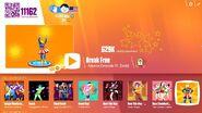 Breakfreedlc jdnow menu new