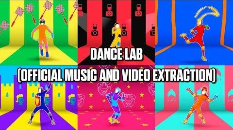Dance Lab (Official Audio and Video Extraction) - Just Dance Music