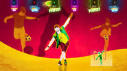 Just Dance 2014 Coca-Cola The World Anthem Screenshot