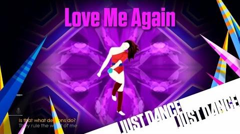 Just Dance 2015 - Love Me Again Mash-Up