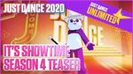 Just Dance Unlimited It's Showtime Season 4 Trailer Ubisoft US