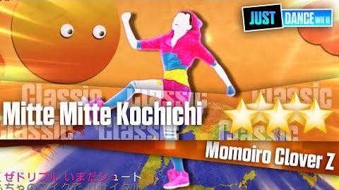Mitte Mitte Kochichi - Momoiro Clover Z Just Dance Wii U