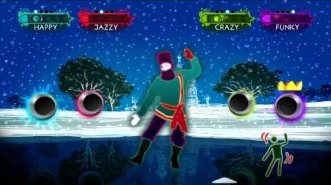 Rasputin - Just Dance 3 Gameplay Teaser (UK)