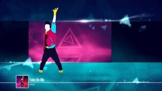 Take On Me - Just Dance 2017