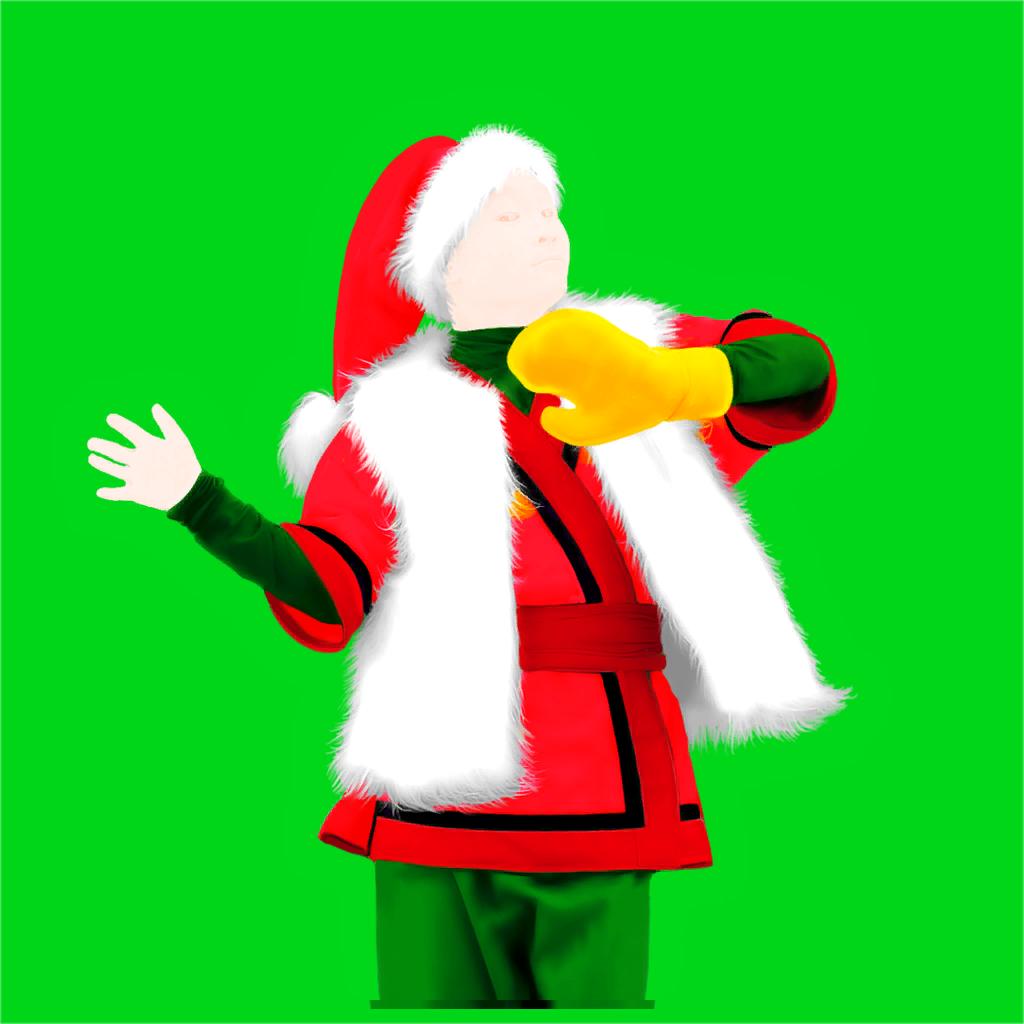 lastchristmas coach 1png - Last Christmas Original