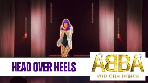 ABBA You Can Dance - Head Over Heels - FULL GAMEPLAY!