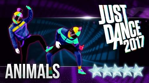 Animals - Just Dance 2017