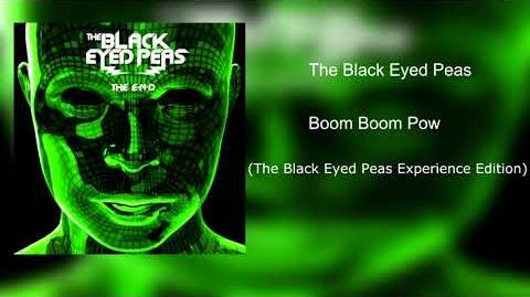 Boom Boom Pow (The Black Eyed Peas Experience Edition)
