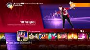 Hitthelights jd2018 menu