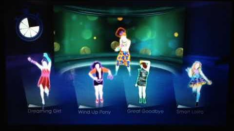 Just Dance 2014 - Gentleman Party Master Mode (Gamepad View) (Wii U)