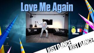Just Dance 2015 - Love Me Again VIP - UbiMouss
