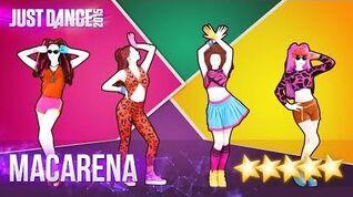 Just Dance 2015 - Macarena - 5 stars