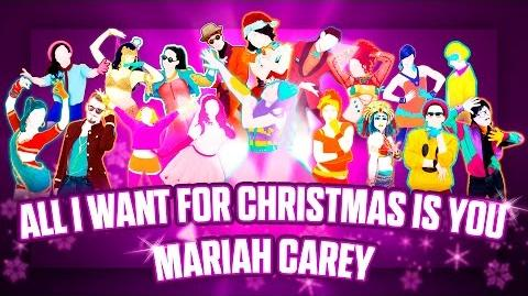 Video - Just Dance 201... Mariah Carey Christmas Songs 2018