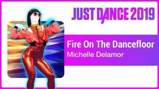 Just Dance 2019 Fire On The Dancefloor