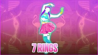 7 Rings (Extreme Version) - Just Dance 2020 (No GUI)