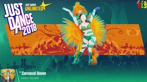 Carnaval Boom - Just Dance 2018