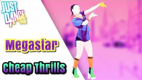 Cheap Thrills - Just Dance 2018