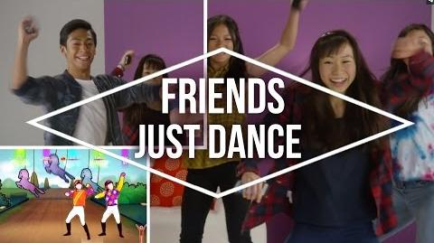 Friends Just Dance - William Tell Overture by Rossini