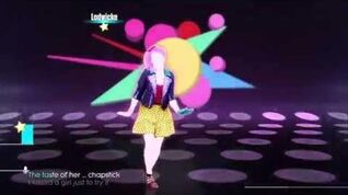 I Kissed A Girl - Katy Perry - Just Dance 2016
