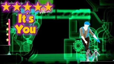 Just Dance 2014 - It's You - 5* Stars