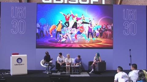 Just Dance 2017 Ubi Lounge Masterclass E3 2016