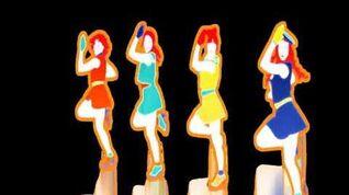 Just Dance Wii 2 Extraction Go Go Summer