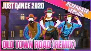 Old Town Road (Remix) (Line Dance Version) - Gameplay Teaser (US)
