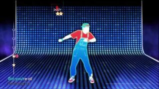 You're The First, The Last, My Everything (Dance Mash-Up - Just Dance 4) *5