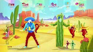 Just Dance 2015 Speedy Gonzalez 2 stars Xbox One Kinect