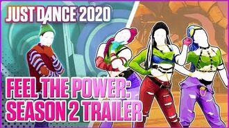 Just Dance 2020 Feel The Power Season 2 Trailer Ubisoft US-1