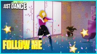 Just Dance Wii U - Follow Me