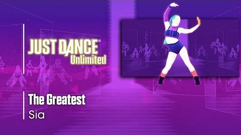 The Greatest - Sia Just Dance Unlimited